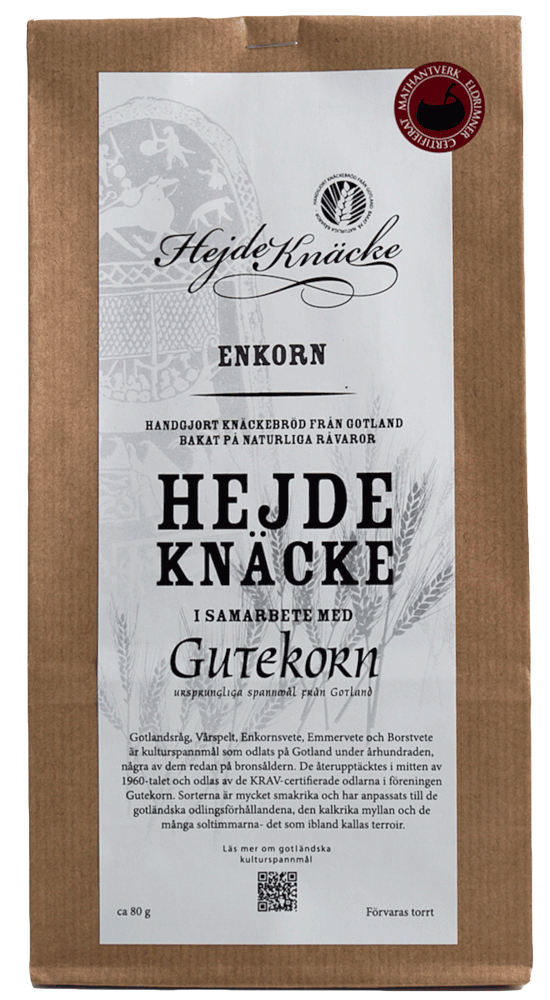 Hejde Knäcke - Enkorn