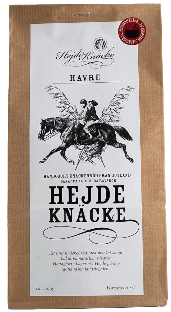 Hejde Knäcke - Havre