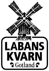 Labans-kvarn-Gotland logotype