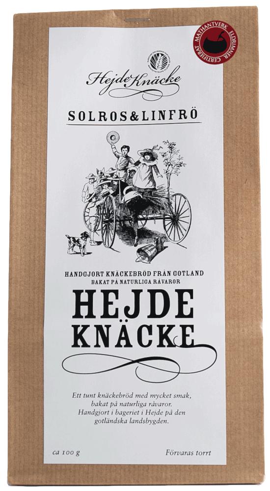 Hejde Knäcke - Solros & Linfrö